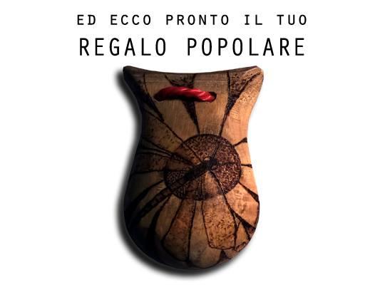 Tammorrarte castagnette decorazione strumenti musicali musica popolare tammorra Salerno Campania artigianato artigiano fatto a mano regalopopolare
